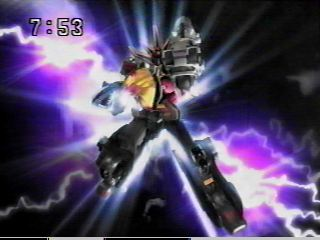 Wild Force Megazord's Mega Roar