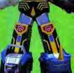Wild Force Kongazord (Striker Mode)'s feet